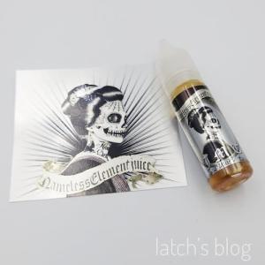 VAPEリキッドレビュー  Nameless Element Juice  JMT(Jamie × Mint ×Tabacco)を吸ってみました!!