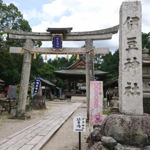 伊豆神社に行って来ました