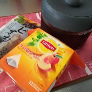 おうちカフェ♡タピオカミルクティー