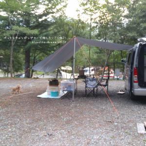 2度目のキャンプ