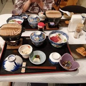 那須 板室温泉の旅 ~ホテル板室 二日目の夕食~