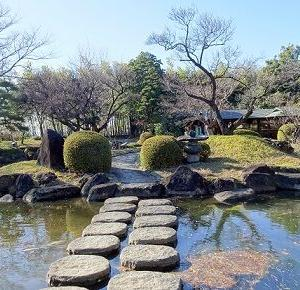 渋川の旅 ~フラワーパーク 日本庭園~