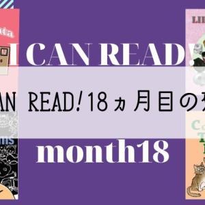 パルキッズのアイキャンリード/I CAN READ!18カ月目の効果