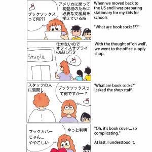 ブックソックスって何? / What are book socks?