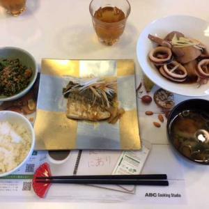 料理教室④