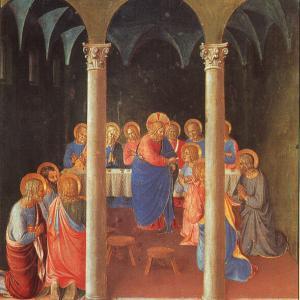 教皇様「ミサが始まる前は沈黙のうちに祈る時間です。おしゃべりの時間ではありません。」