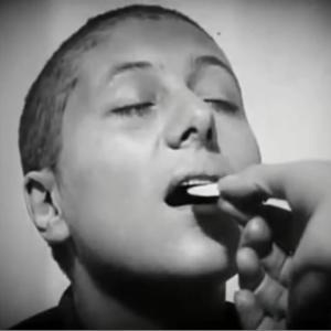 聖ジャンヌ・ダルクの映画における聖体拝領
