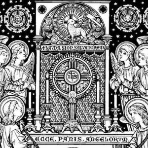 聖体に対する聖トマの祈  (聖トマス・アクィナス)