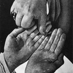 「司祭の手」(テオドール・ゲッペルト神父様; 1963年カトリック新聞より)