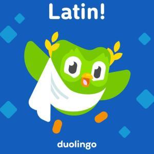 Duolingoにラテン語が追加されました!