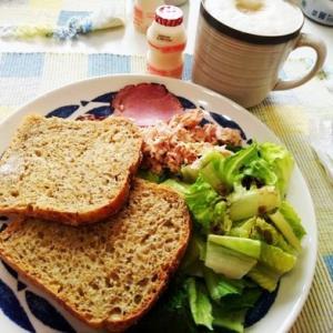 夫が初めて?作った朝食 ~ アボカド粥の夕飯メニュー