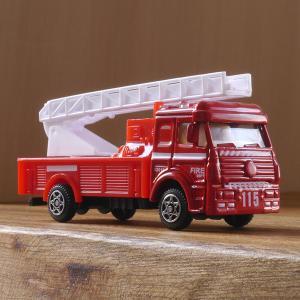 ダイソー働く車(消防車) はしご車