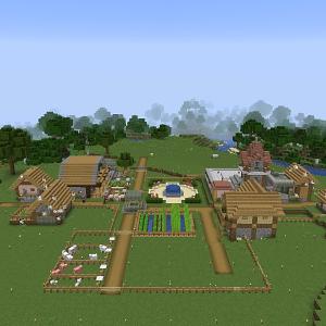 〈ゾンビ村〉改名。そして駅を建設