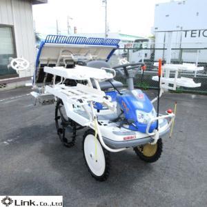 ★買取実績 イセキ 4条植 田植機 PQZ43-SUL セル 8.8馬力★