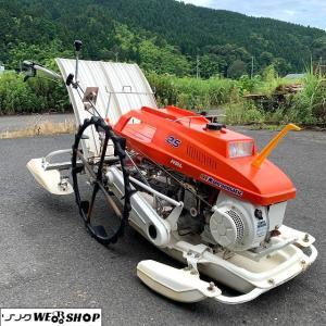 ★買取実績 クボタ 2条植え 歩行型田植機 S1-25HD