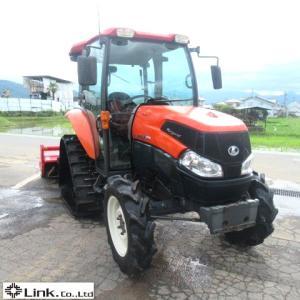 ★買取実績 クボタ トラクター KL415H-PC 2★