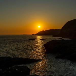 夏の城ヶ島で夕日と空撮と天の川撮影の旅!@神奈川観光