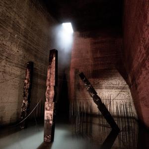 巨大地下空間!大谷資料館&カフェ@栃木で絶景の観光名所