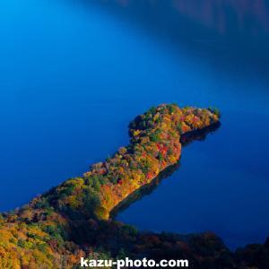 関東最大の紅葉スポット!栃木県奥日光の半月山展望台で撮影した写真