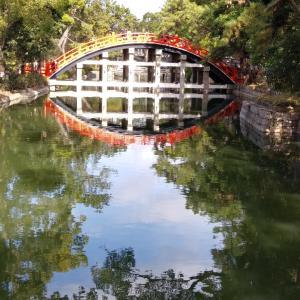 太鼓橋(住吉大社)