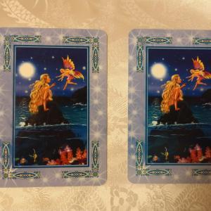♒水瓶座満月オラクルカード