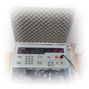 AWG器械波動療法(段階的マイナス電子投射機器)