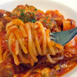 【ヒルナンデス】ペスカトーレを魚肉ソーセージで作るレシピ|パスタ世界チャンピオン弓削啓太シェフが教える