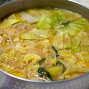 【ホンマでっかTV】サッポロ一番塩とんこつラーメン鍋レシピ|リュウジのバズレシピ