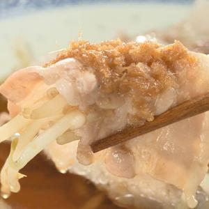 【家事ヤロウ】豚バラもやしのジャンツォンジャンがけのレシピ|業務スーパー『姜葱醤』激うまアレンジ