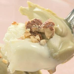 【家事ヤロウ】成城石井『ピスタチオスプレッド』の通販お取り寄せ|アイスにかけるだけでワンランク上の味に