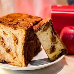 【教えてもらう前と後】ずっしり贅沢りんご食パン(リトルプリンセス)の通販お取り寄せ 夏のおすすめ手土産スイーツ