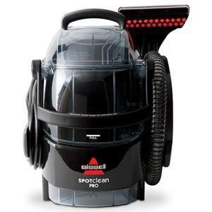 【沸騰ワード10】スマート家電掃除機『スポットクリーンプロ』を紹介|ソファが水洗いできる