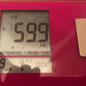 体重測定19.4.11