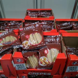 【コストコ】チョコレートクレープ(税込538円)