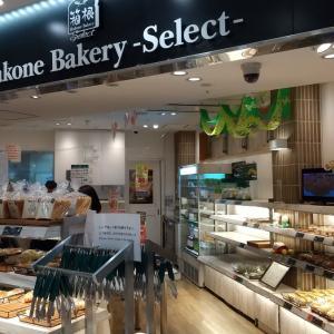 【海老名SA上り】箱根ベーカリーの箱根スペシャルメロンパン&海老名カレーパン
