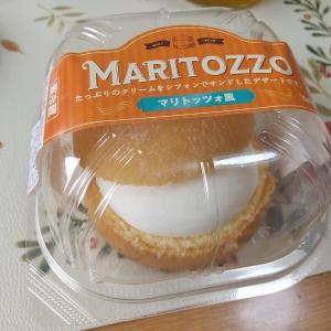 山崎製パンのマリトッツォ風マリトッツォ
