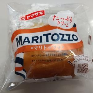 山崎製パンのマリトッツォ