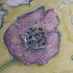 中村萬弓さん(画家、エッセイスト)の絵
