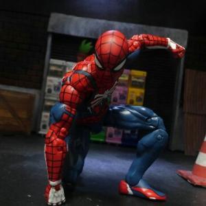ゲームストップ限定 マーベルレジェンド ゲームバーススパイダーマン