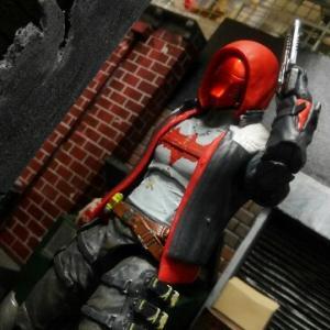 DCコレクティブ バットマン アーカムナイトシリーズ レッドフード