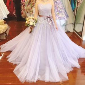 ♡カラードレス選び⑥♡