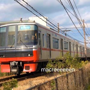 名鉄3300系2次車3303F