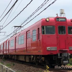 名鉄電車6000系6010F