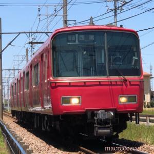 名鉄電車6800系・6824F