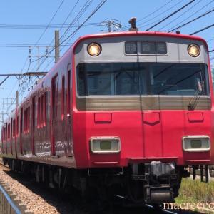 名鉄電車6800系6802F