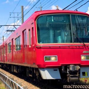 名鉄電車3700系3702F