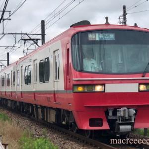 名鉄特急パノラマスーパー 1512F