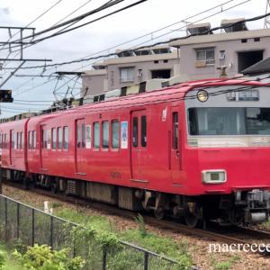 名鉄電車6000系6050F