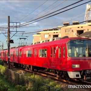 名鉄電車3500系 ・3512F
