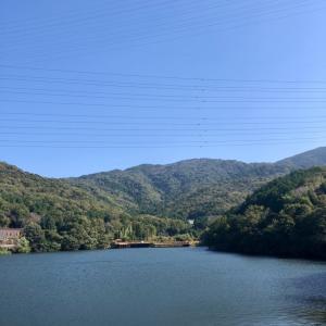 今月11回目のRUNは遠望峰山トレラン・10月29日木曜日